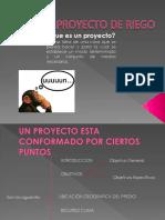 Exposicion Proyectos de Riegosem10