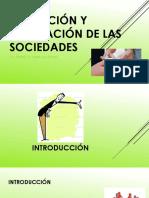 Seminario de Disolución y Liquidación de Las Sociedades