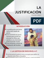 La Justificación en El a.T.