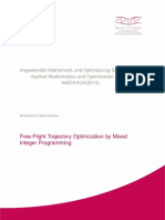 Free-Flight Trajectory Optimization by Mixed Integer programming.pdf