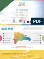 IPM-RD La pobreza va más allá del dinero