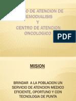 Centros de Hemodialisis y Oncologicos i