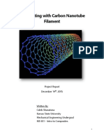 3-d printer project report