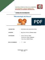 Caratula de Microbiologia Del Huevo