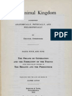 Em Swedenborg GENERATION Being Part Four and Five of the Animal Kingdom 1742 1745 Alfred Acton SSA 1912 1955