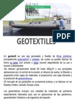 EXPOSICION GEOTEXTILES