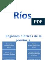 Ríos de Córdoba Argentina