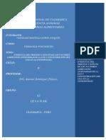 FISIOLOGIA  PRACTICA N°4 INFORME