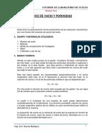 Info. No.4 Indice de Vacio