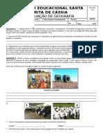 Avaliação Espaço Rural Brasileiro