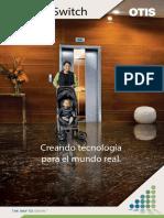 Gen2 Switch Digital Monofasico-ASCENSOR