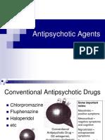 Antipsychotic Agents