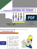 Elementos Típicos Del Contrato de Trabajo
