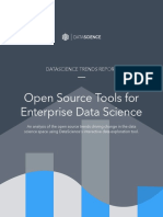 Data Science Trends White Paper Open Source for Enterprise