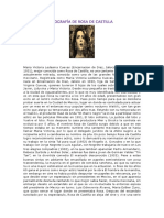 Biografía de Rosa de Castilla