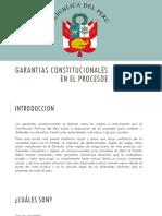 GARANTIAS-CONSTITUCIONALES-DIAPOSITIVAS