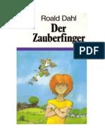 [Kinder] Dahl, Roald - Der Zauberfinger