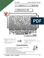 5to. Año - LIT - Guía 4 - La Generación de 1898.doc