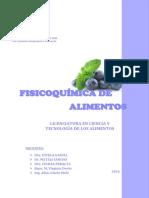 fisicoquimica de los alimentos