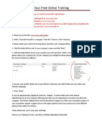 Cisco Free Training Steps.docx