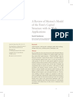 A Review of Merton's Model of the Firm's Capital Structure with Its Wide Applications.pdf