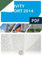 Activity Report 2014_cemento