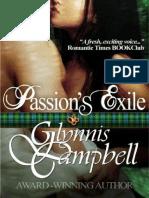 Paixão No Exílio - Glynnis Campbell