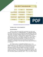 Sepúlveda Torres, Enrique - Teoría Del Conocimiento