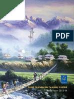 Nepal Telecom Annual Report 2013-14