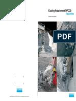 Brochure MA720