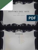 Historia Del Arte 3