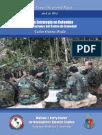 La Estrategia en Colombia
