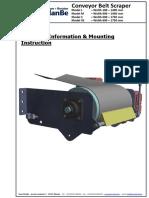 Technical Documentation Pulley Scraper