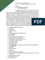 PRUEBA DE LENGUAJE Y COMUNICACIÓN 5°jueves