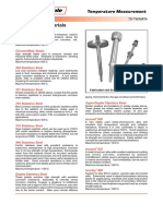 Thermowell Materials