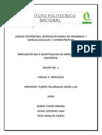 UNIDAD 3- MERCADOS