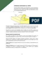 Torneria - Mecanizado y Corte Con Herramientas, Parametros y Variables Para El Cálculo