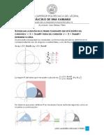 Cálculo Una Variable - Examen Segundo Parcial 2016-1s (ESPOL)