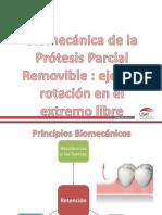 Biomecanica de Protesisparcial Removible