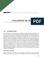Madera Columna