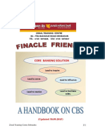Finacle_friendly_a Handbook on Cbs_updated Upto 30092015