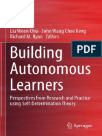 Building Autonomus Learners