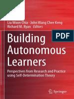 Building Autonomus Learners