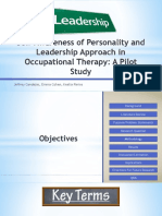leadership - pilot study  3