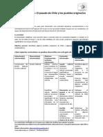 El pasado de Chile y los Pueblos originarios - 1° a 4° Básico.pdf