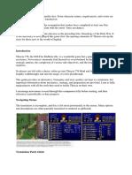 Thracia 776 Guide