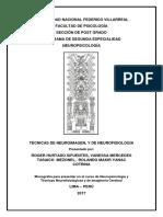 Tecnicas de Neuroimagen y Neurofisologia - Hurtado Tasaico Yanac