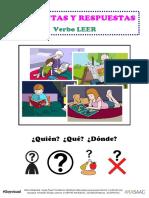 Pronombres Interrogativos ¿Quién_,¿Qué_ y ¿Dónde_ - LEER