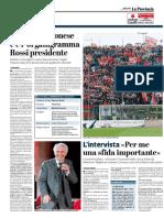 La Provincia Di Cremona 28-06-2017 - Serie B - Pag.1