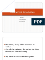 Data Mining Intro 1